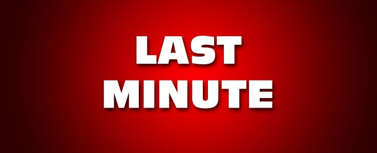 last minute DJ to book