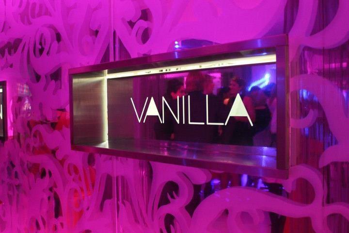 DJ at Vanilla