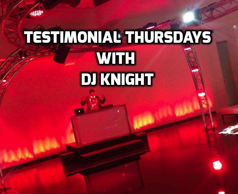 Testimonial Thursdays