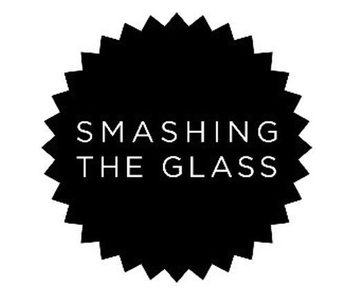 smashing the glass