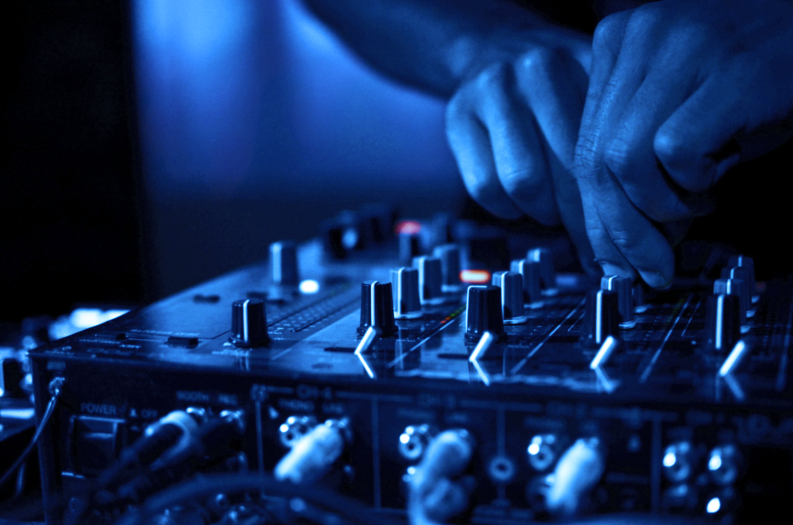 Booking a DJ