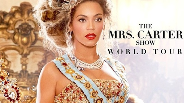 Beyonce Free Tickets