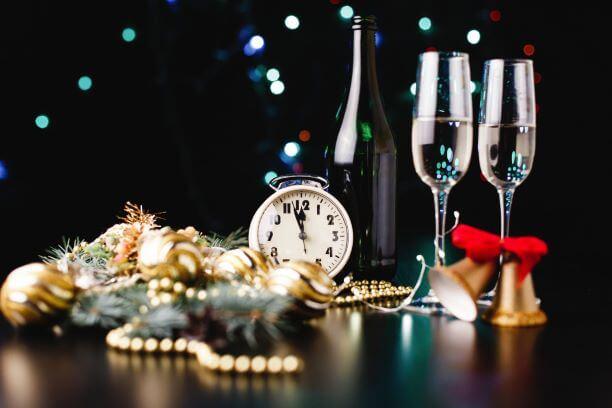 New Years Eve DJ  London