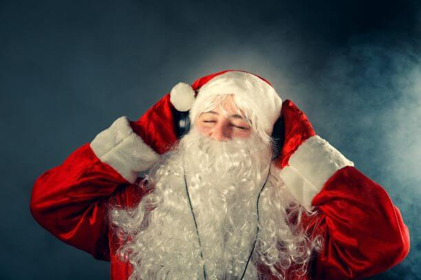 Christmas DJ London