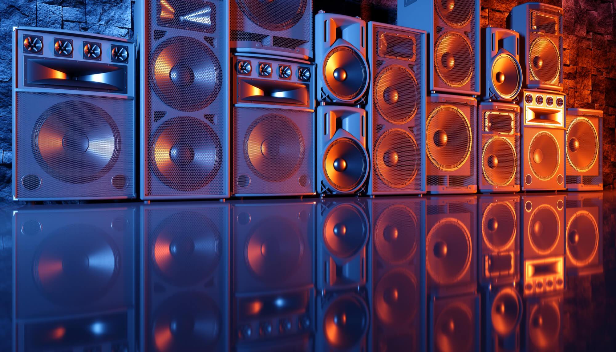 DJ PA Hire
