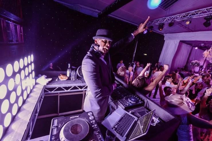 Cool Jewish Wedding DJ