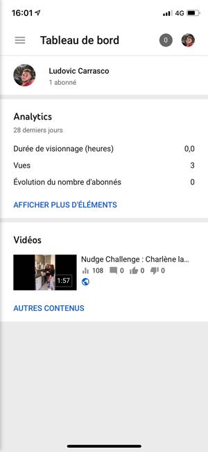 historique youtube
