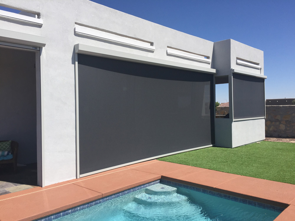 Southwestern Home Products - custom shade screens