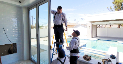 in-house installation team - Southwestern Home Products