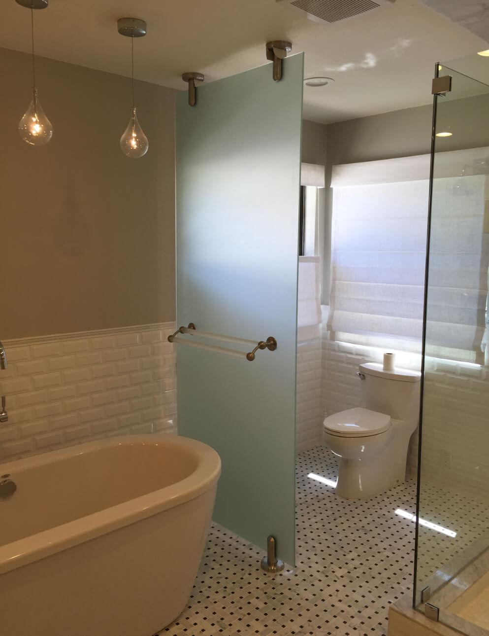 residential shower enclosures