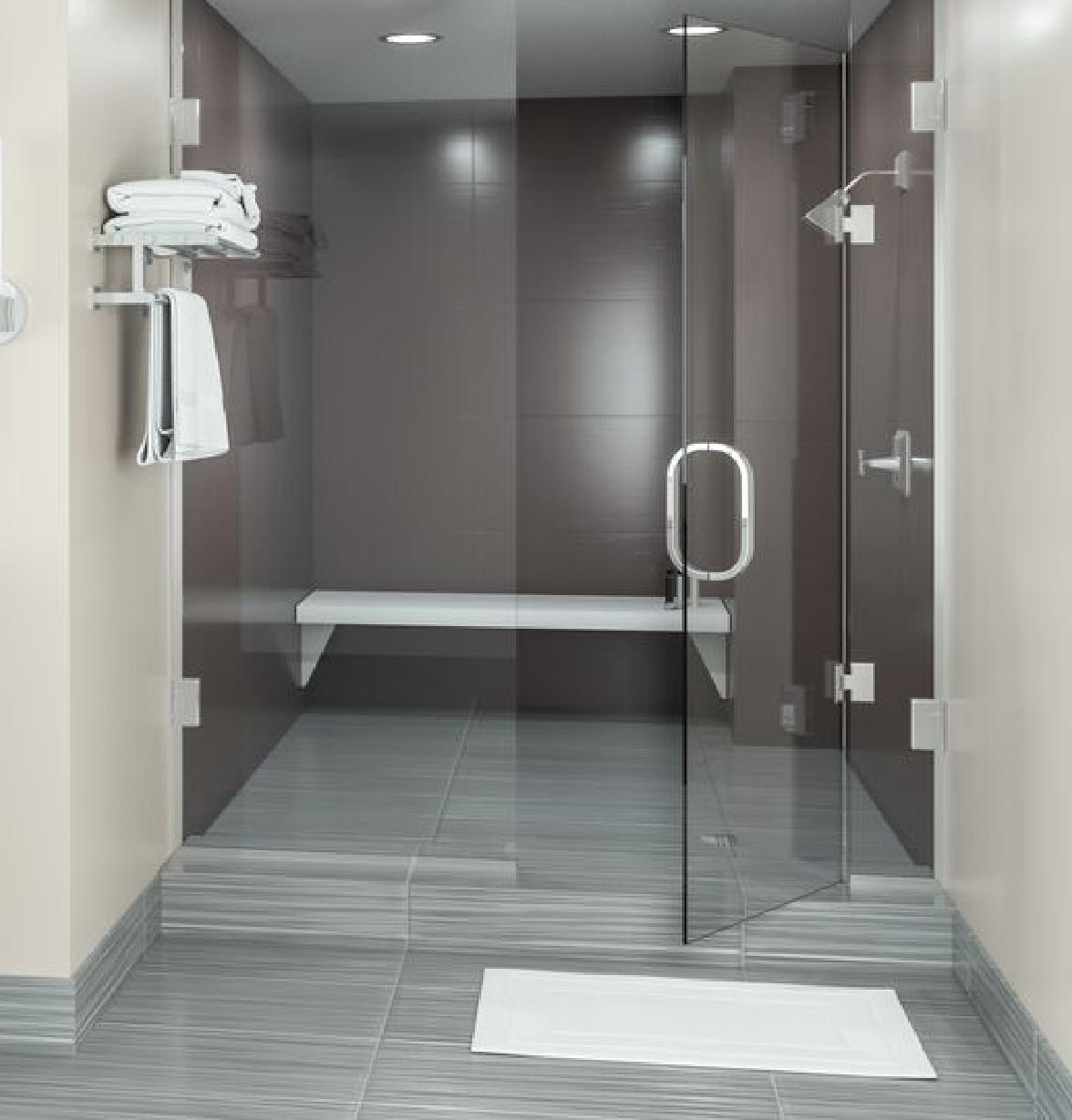 shower enclosures customized