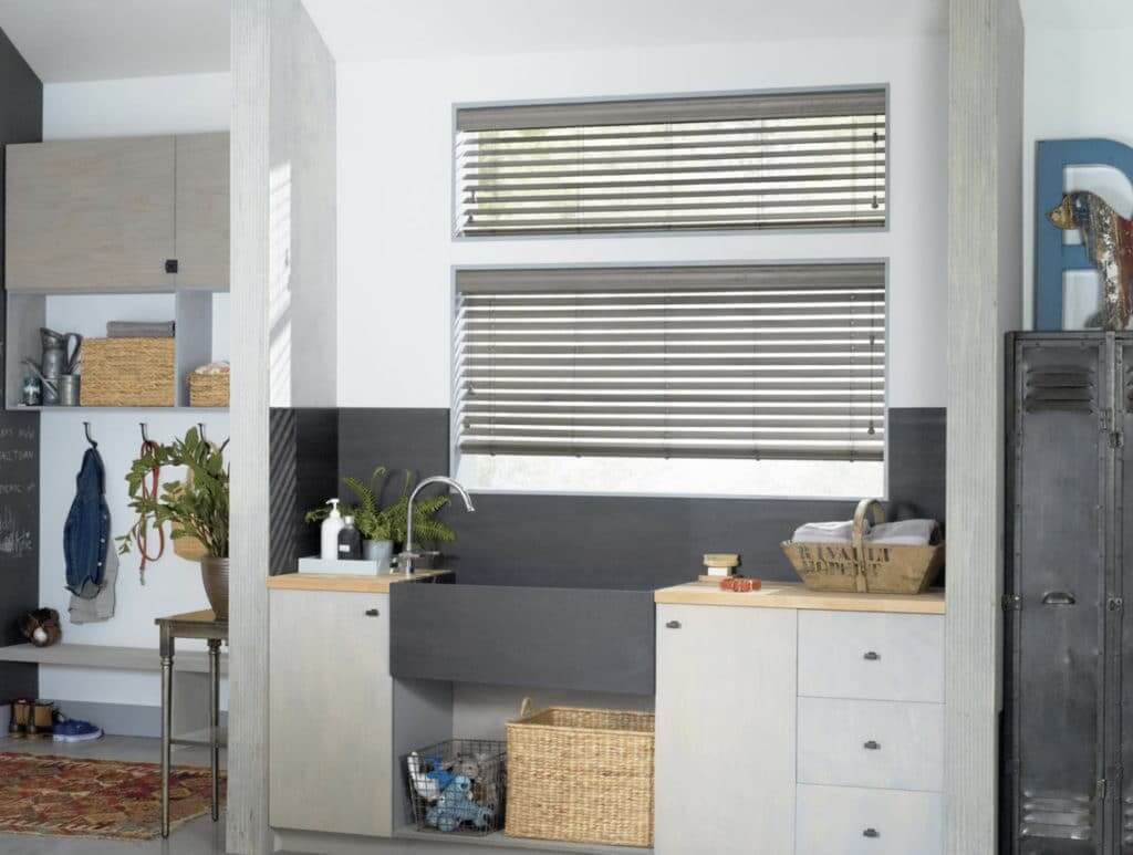 faux-wood blinds in El Paso Texas