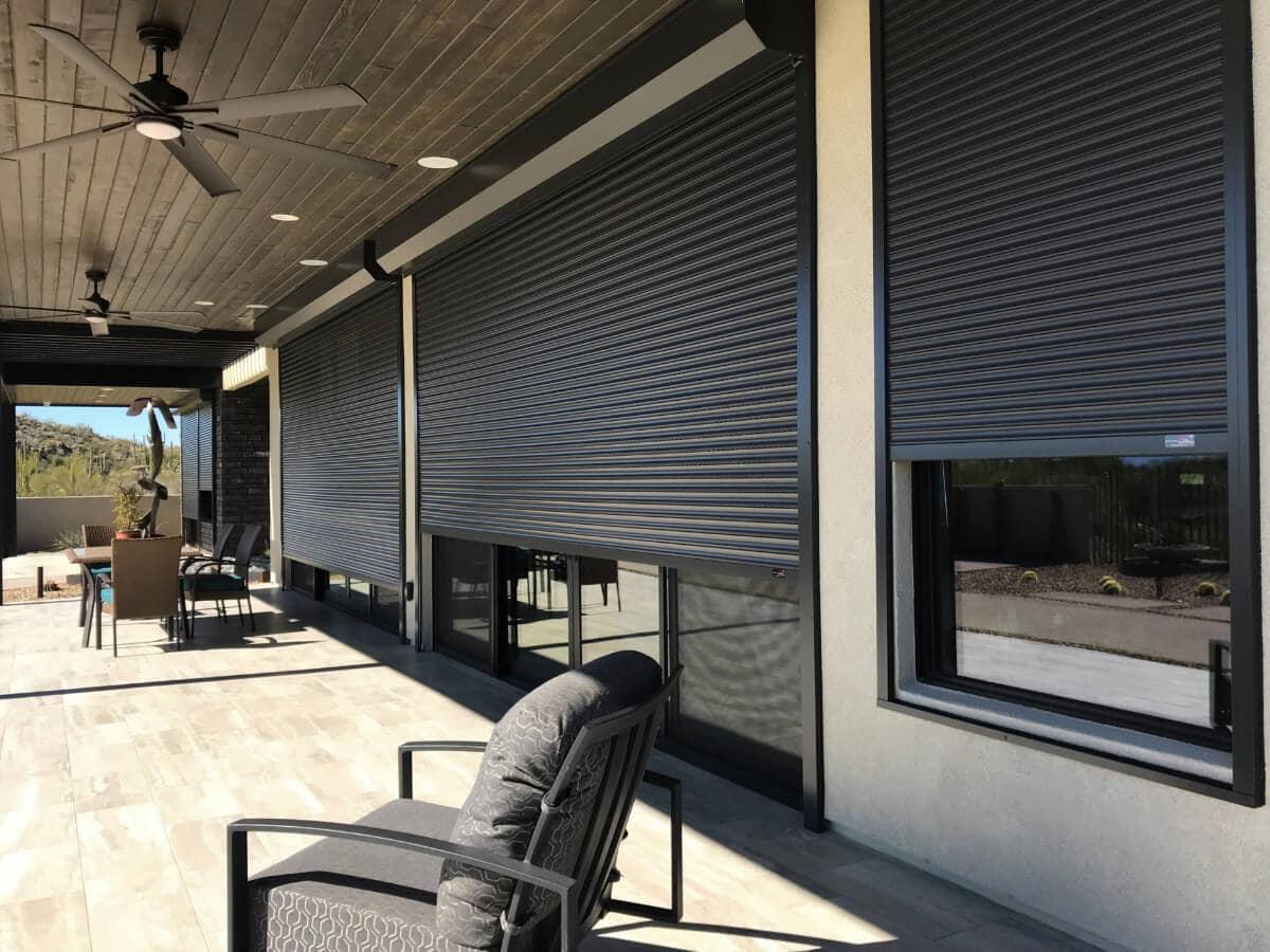 custom sun control solutions in El Paso