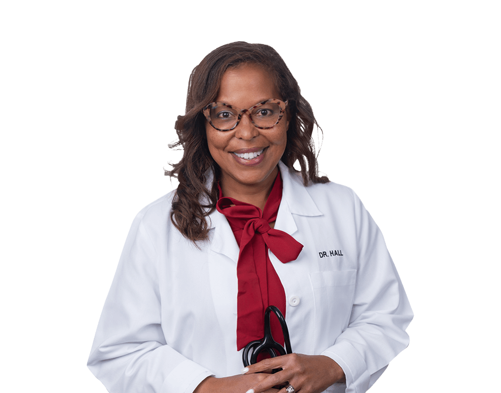 Suzanne Hall, M.D.