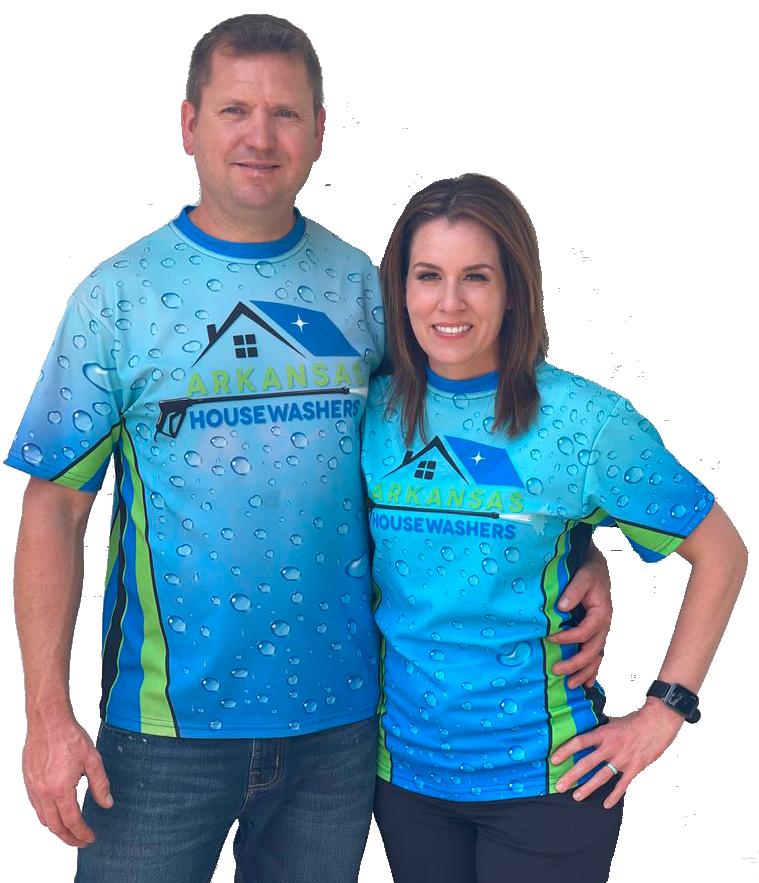 Arkansas Housewashers' team.
