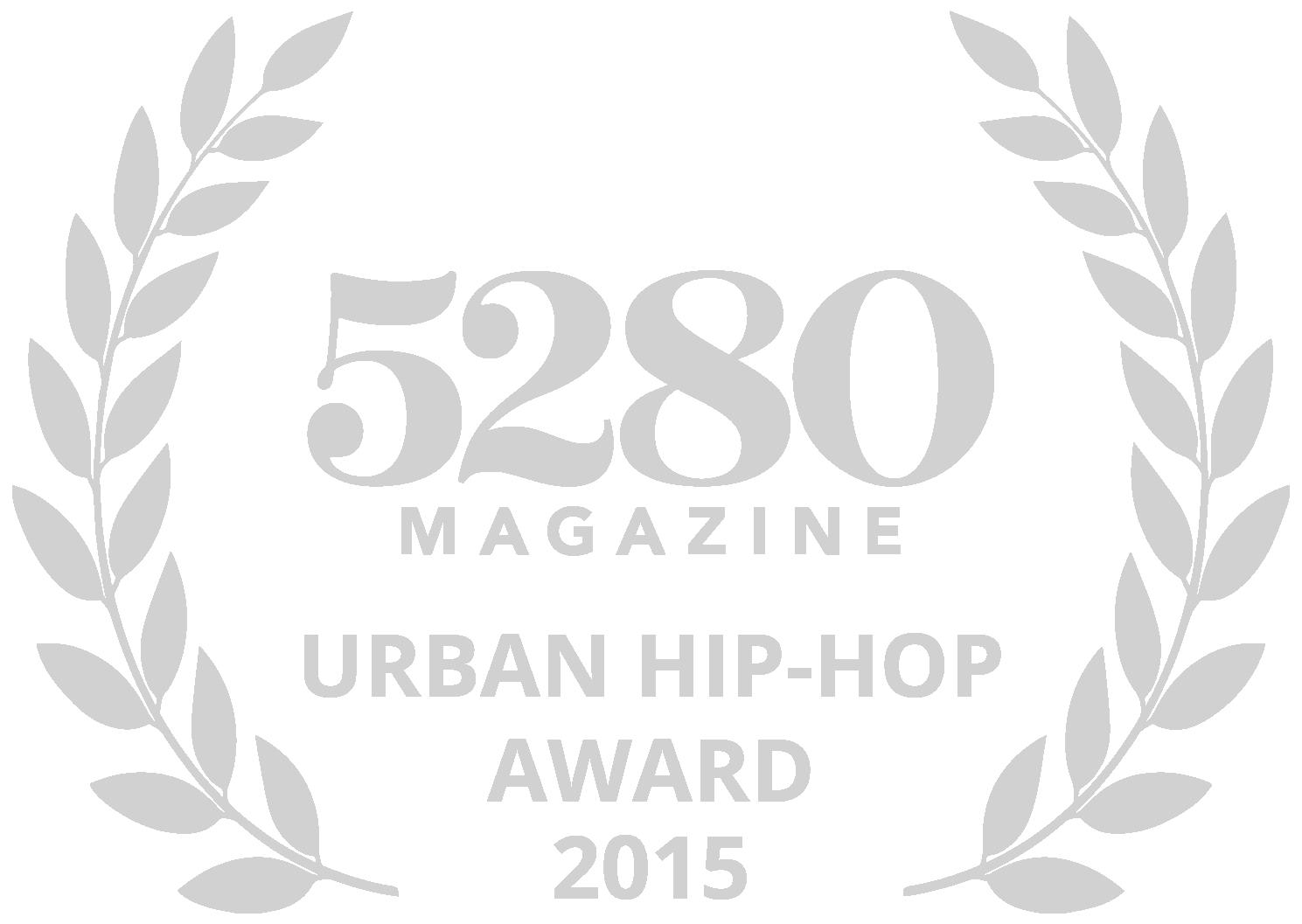 5280 Urban Hip Hop Award 2015