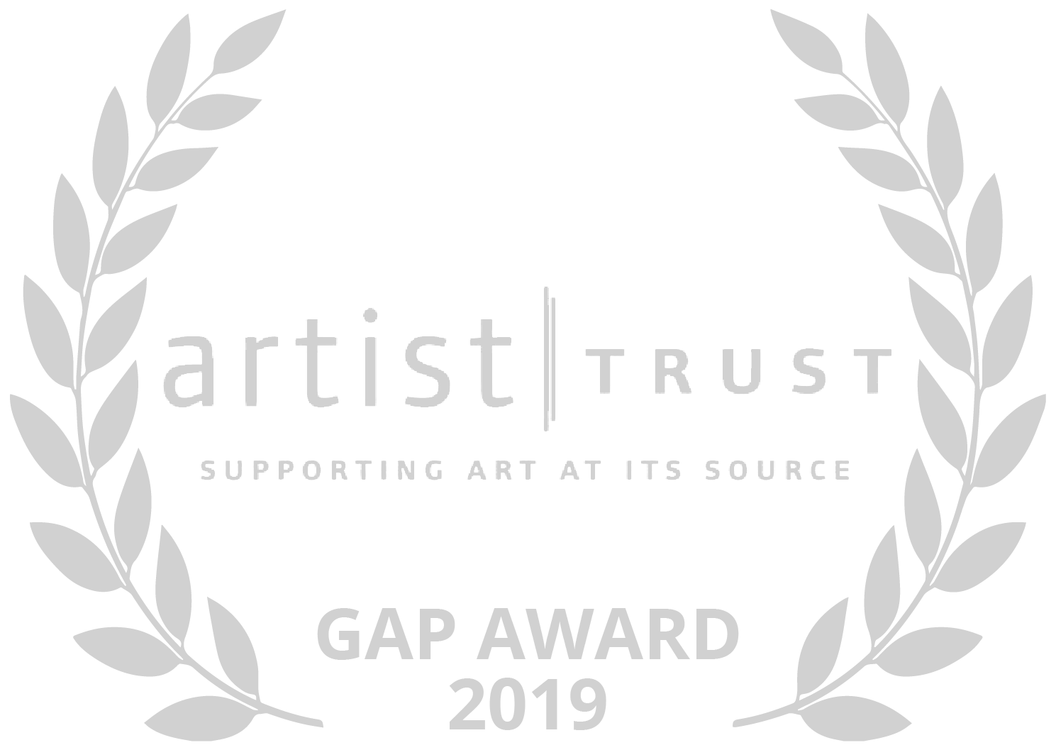 Artist Trust GAP Award 2019