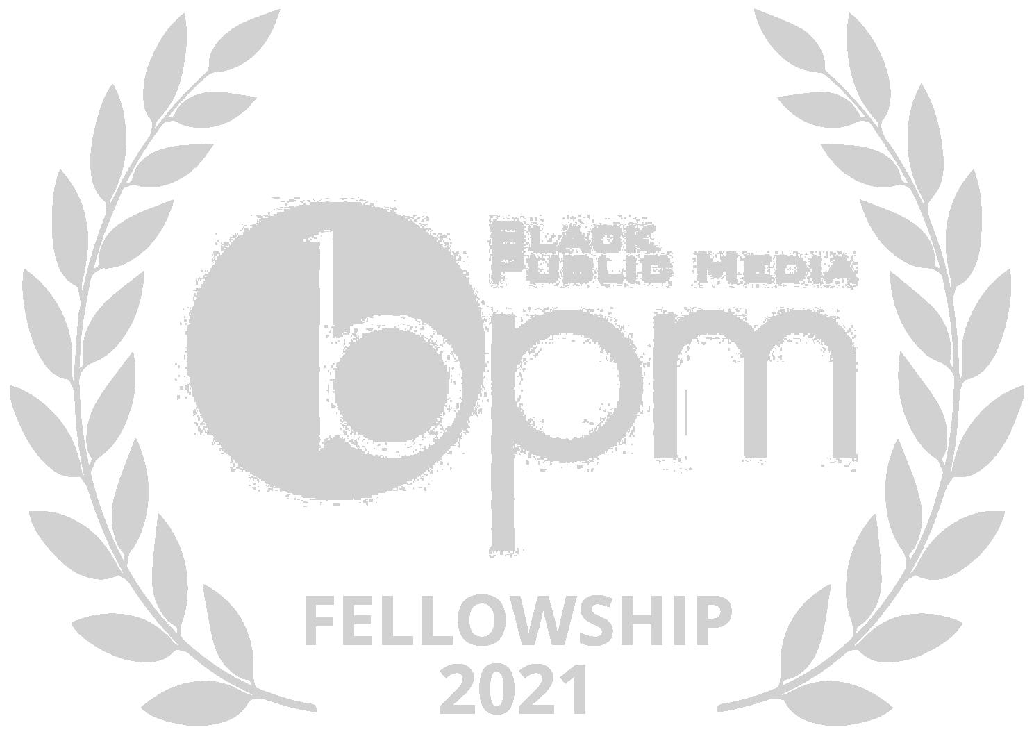 Black Public Media 360 Incubator Fellowship Award 2021