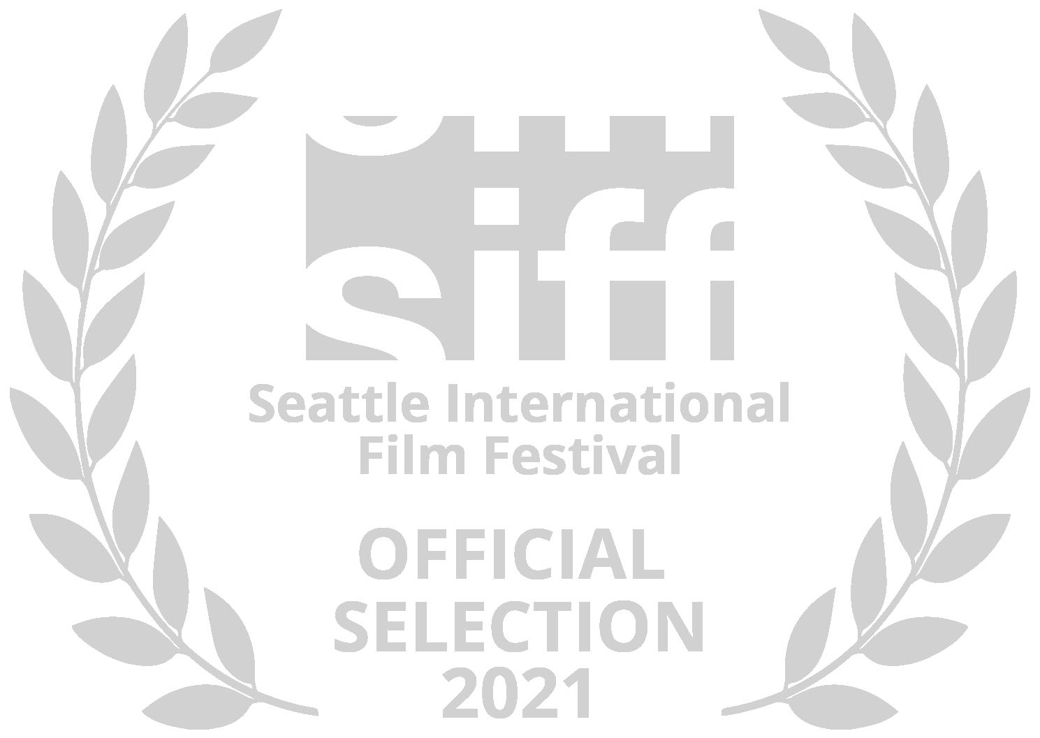 Seattle International Film Festival Official Selection 2021