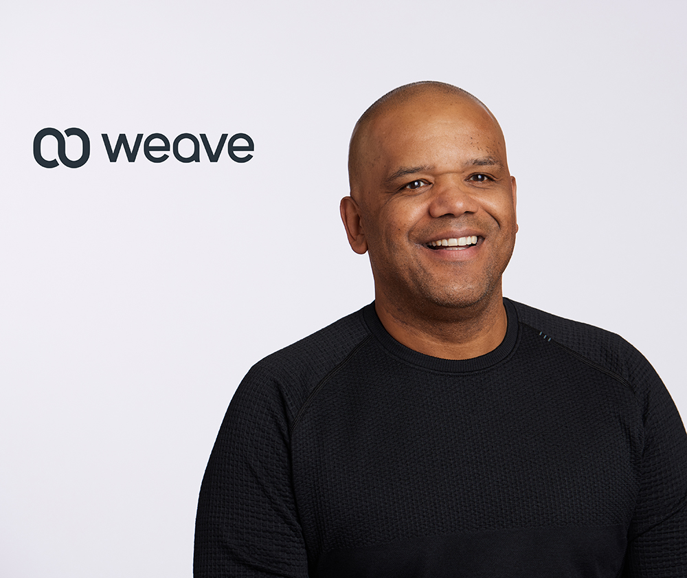 Knitting Diversity into the Corporate Fabric: A Conversation with Weave CEO Roy Banks