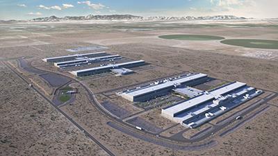 Facebook's Eagle Mountain Data Center Expansion