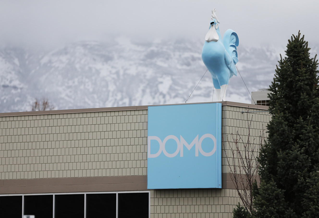 DOMO Continues Growth in Utah