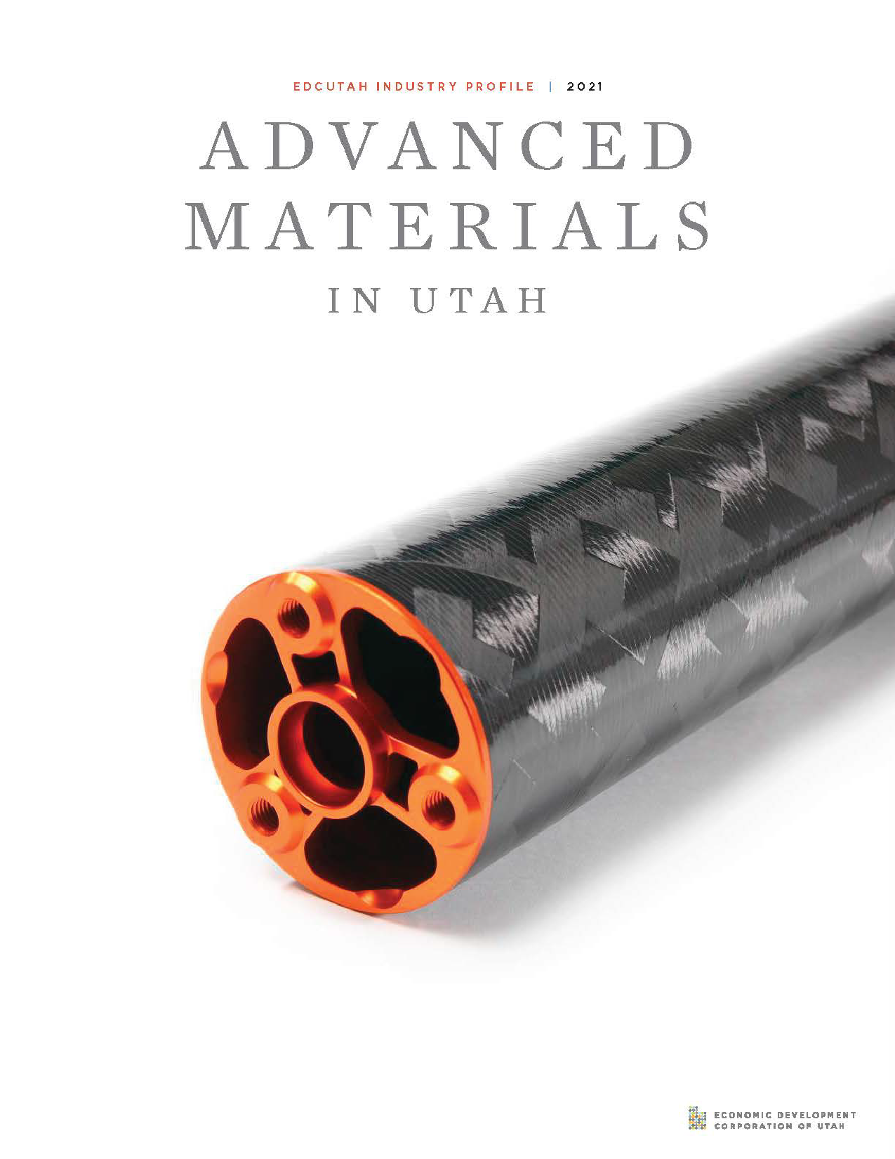Utah Mega Sites Process and Program brochure covers. Clicking the link downloads the brochure