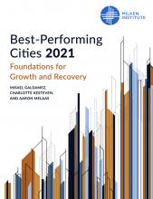 Milken Best-Performing Cities Index 2021
