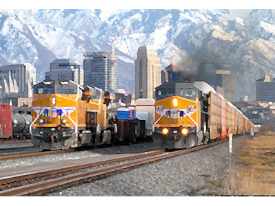 Working on the Railroad: Five Questions for Union Pacific's Nathan Anderson