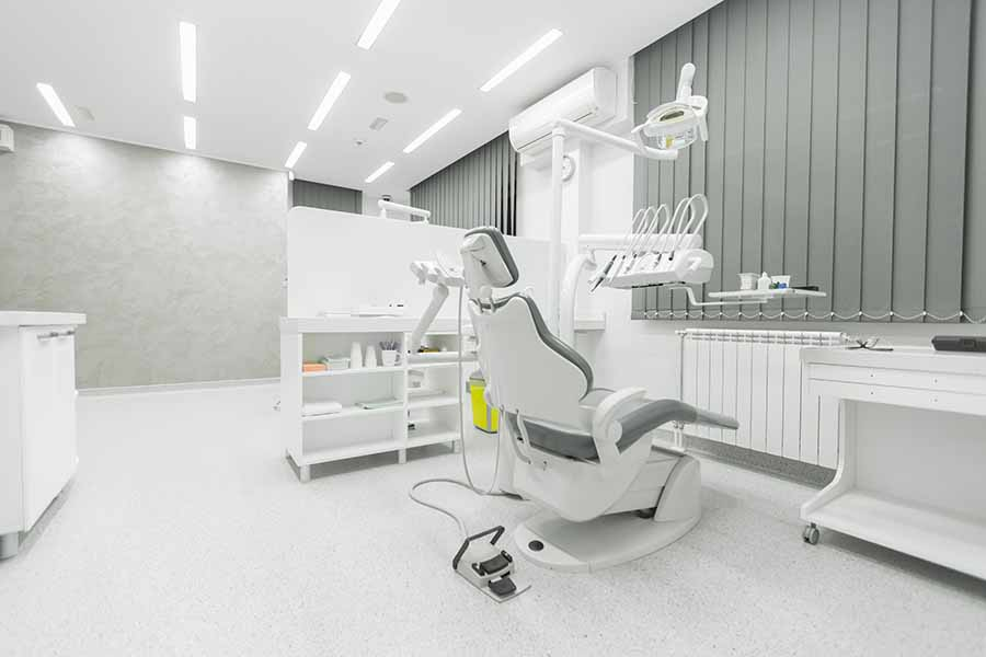 Image of a dental practice with advanced technology in St. Louis Park, MN.