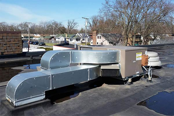 Commercial HVAC service in Hobart, IN