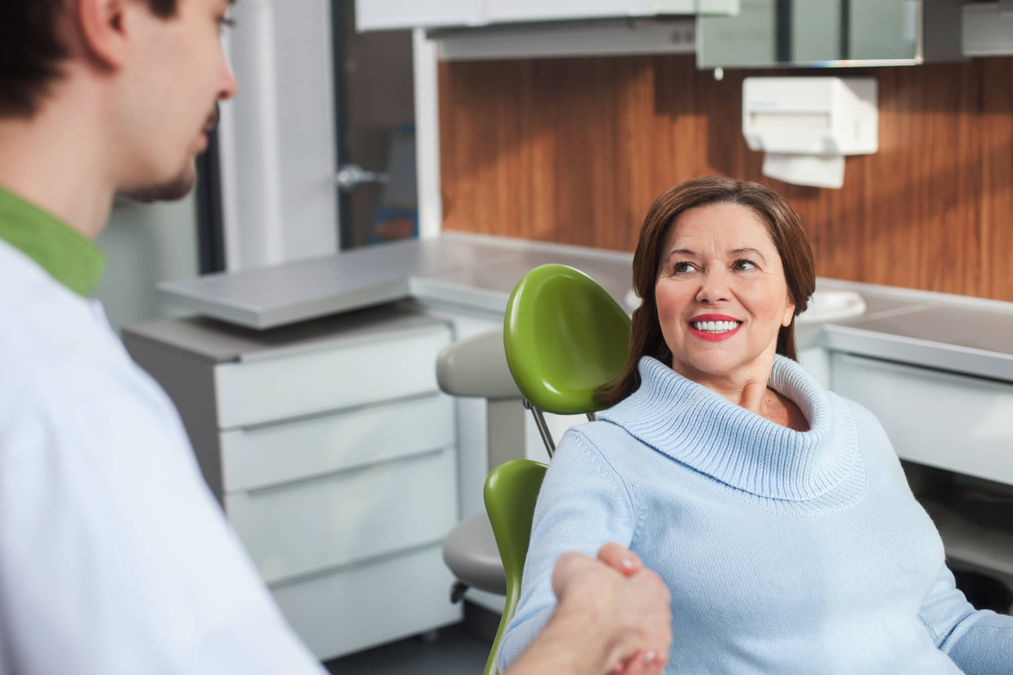 surgical dental implants in Plano.