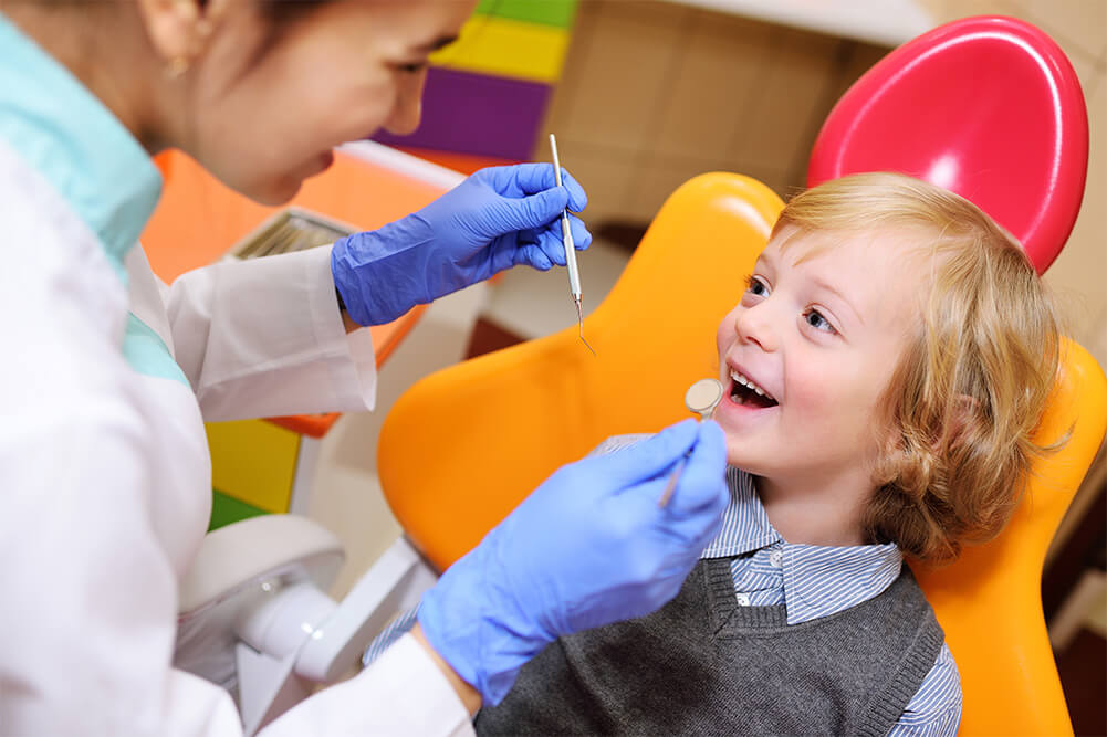 1st dental visit lafayette ca