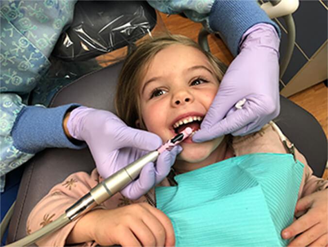 dentist first visit lafayette ca
