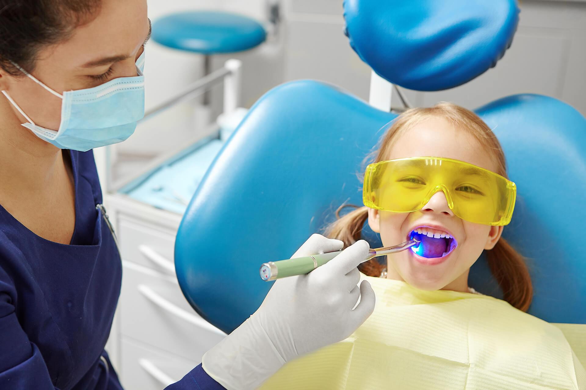 pediatric dental sealants lafayette ca