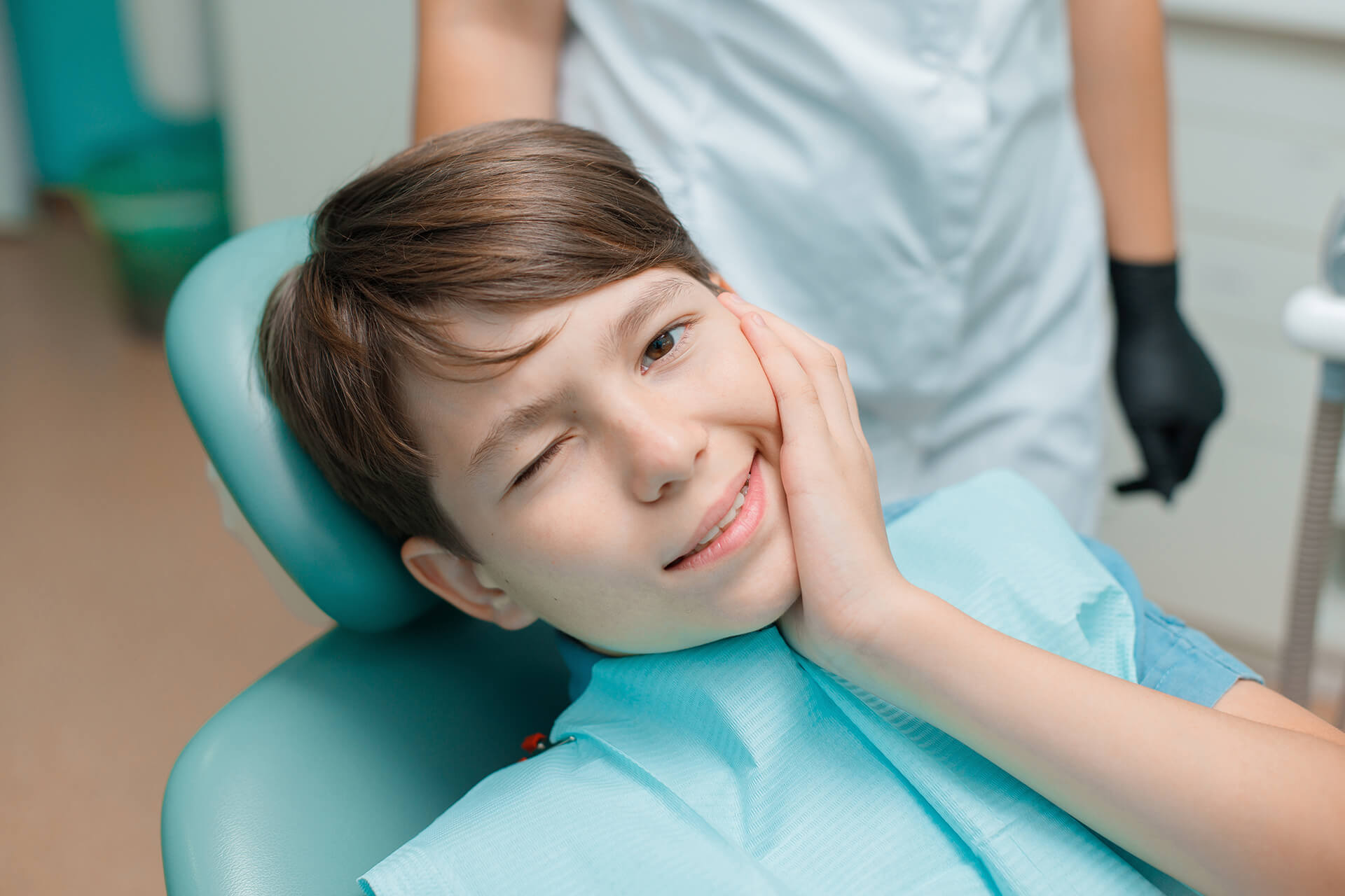 root canals on baby teeth in lafayette