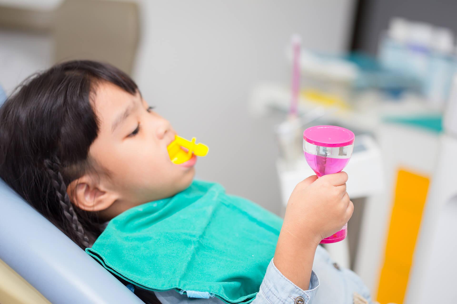 fluoride treatment lafayette ca