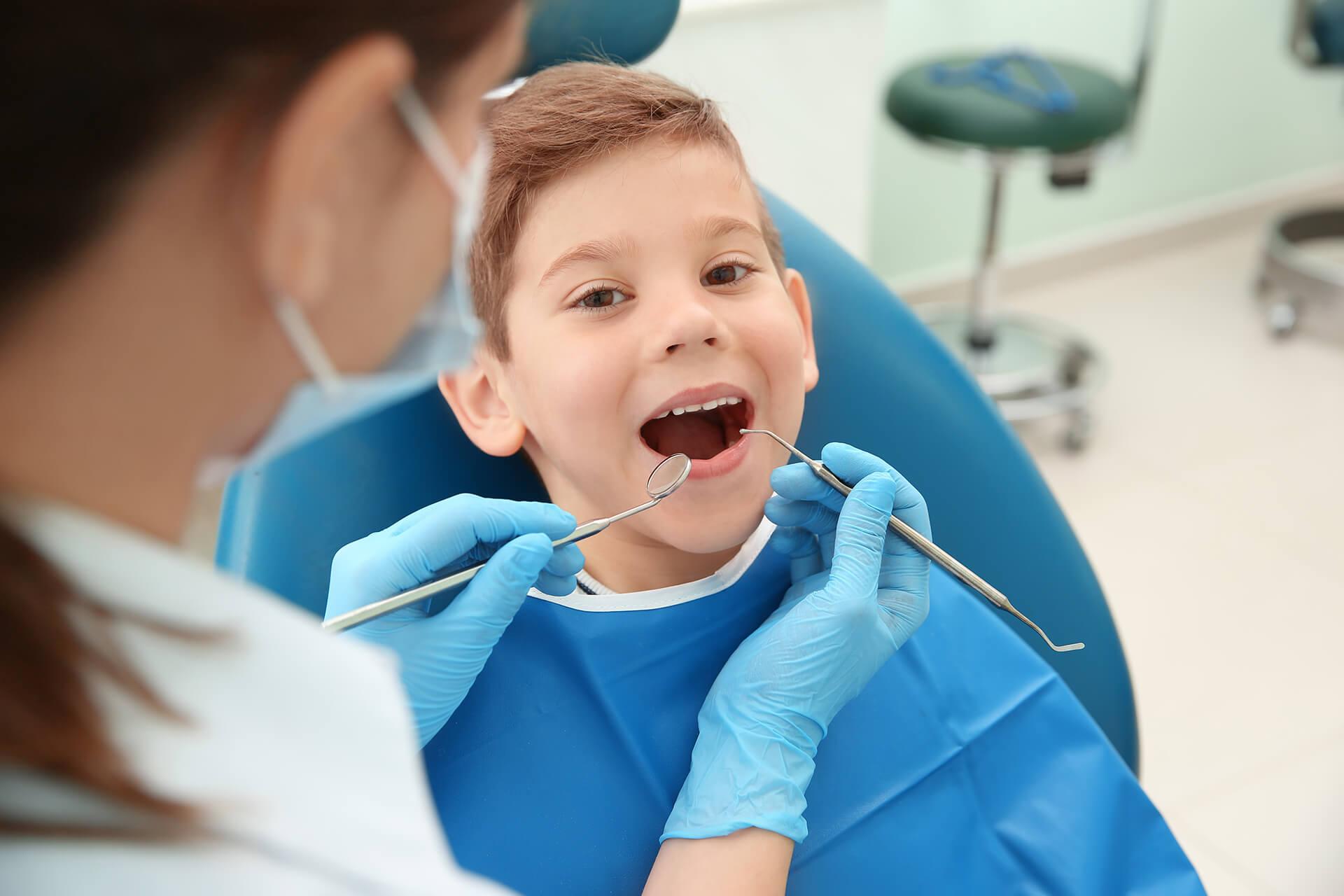 pediatric teeth cleaning in lafayette ca