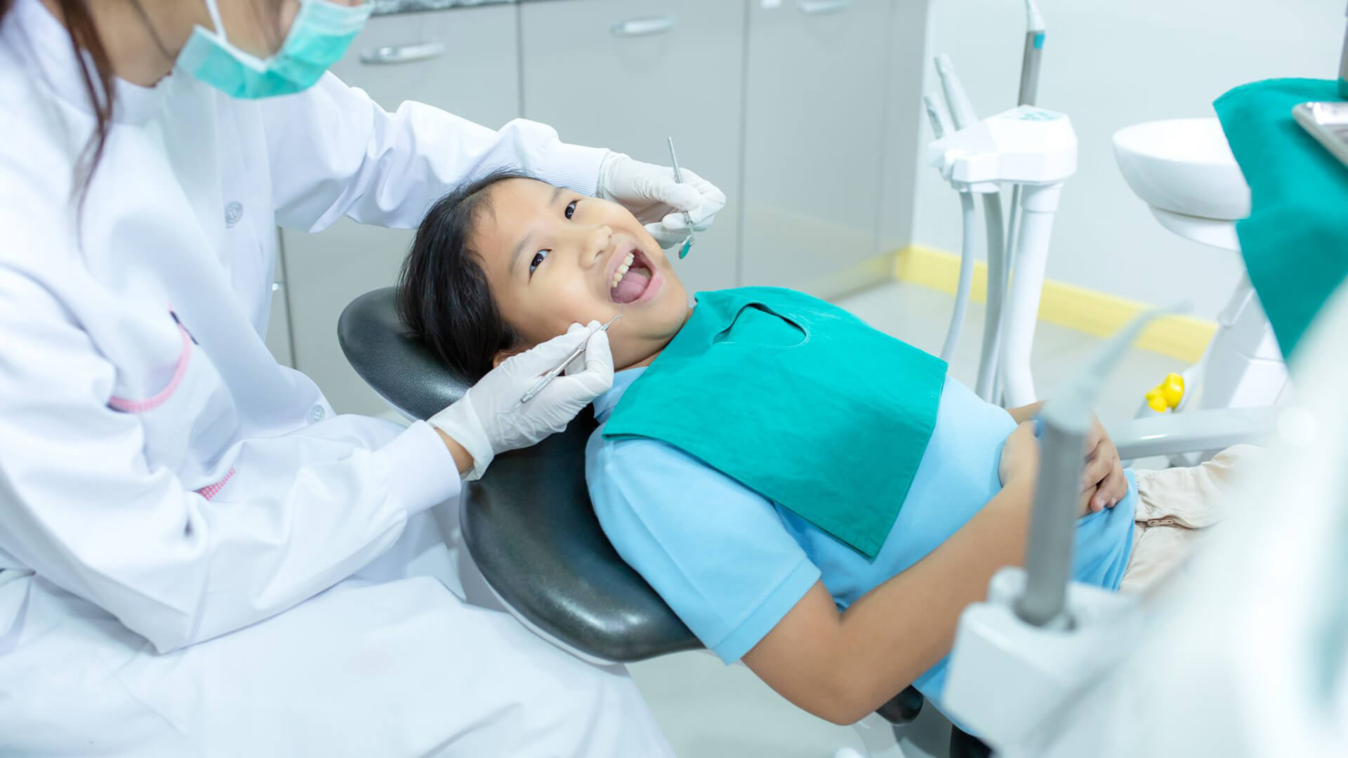 pediatric tooth fillings lafayette ca
