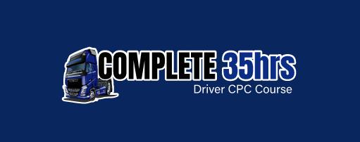 Complete Driver CPC course, Mon - Fri (35 Hours/5 Days)