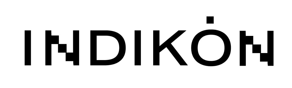 Indikon 3D Denim Digitization Logo