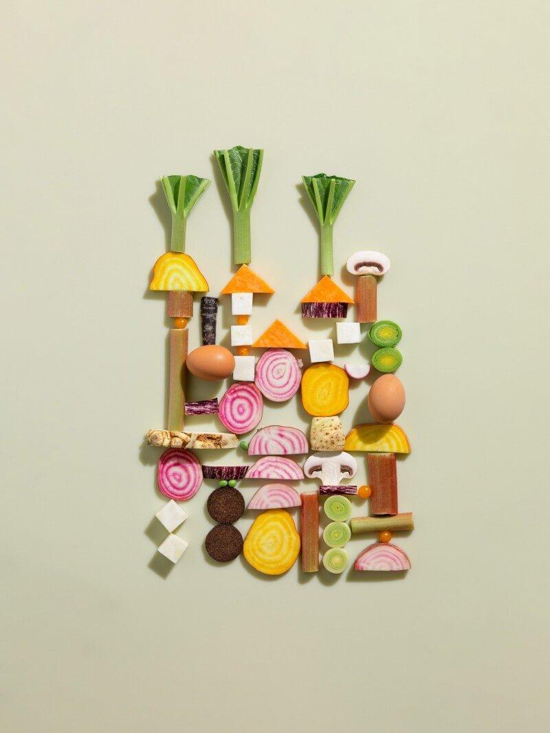Abbildung für die Kooperation von Schröder + Schömbs PR mit Berlin Food Week