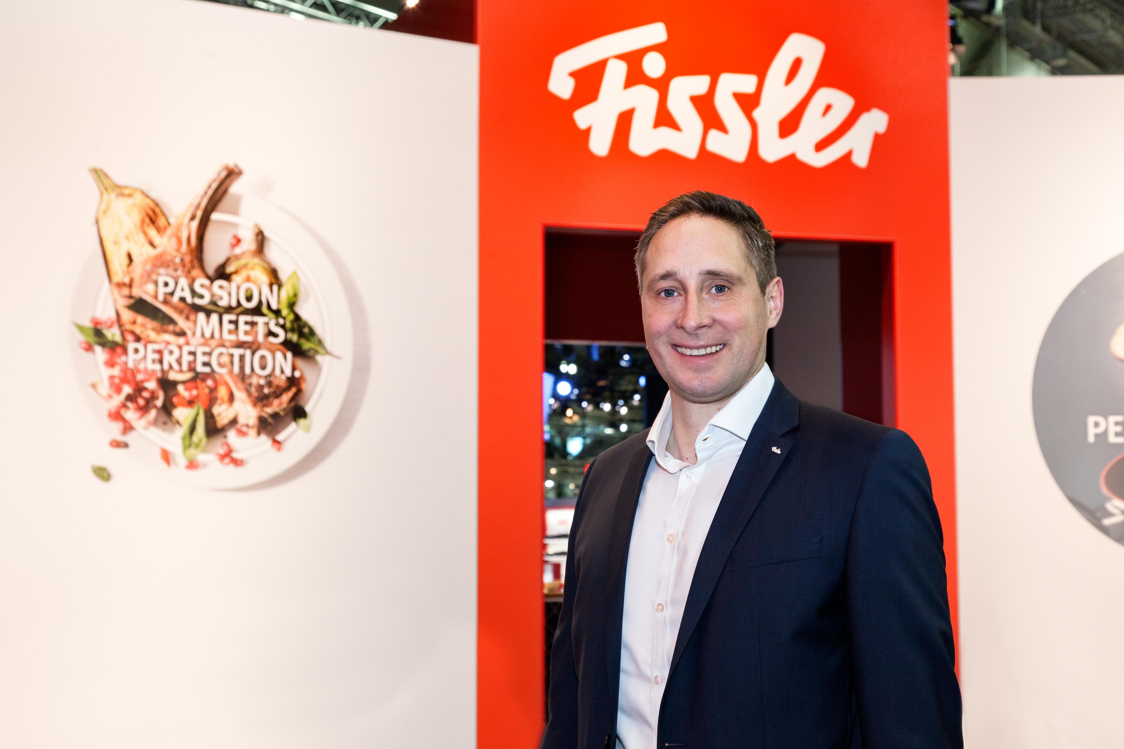 Fissler stärkt sein Markenprofil