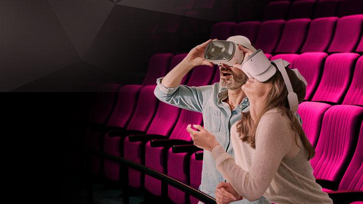 Die Telekom bringt Virtual-Reality-Filme in deutsche Kinosäle