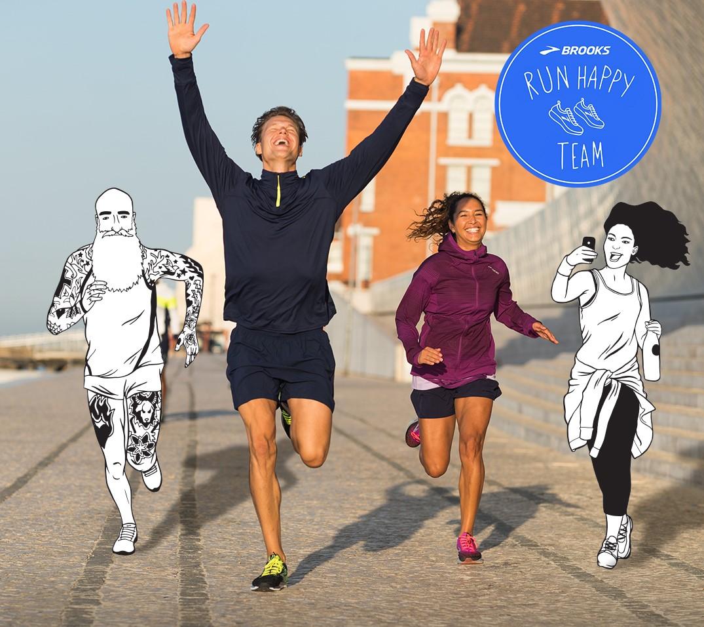 Brooks Run Happy Team 2019