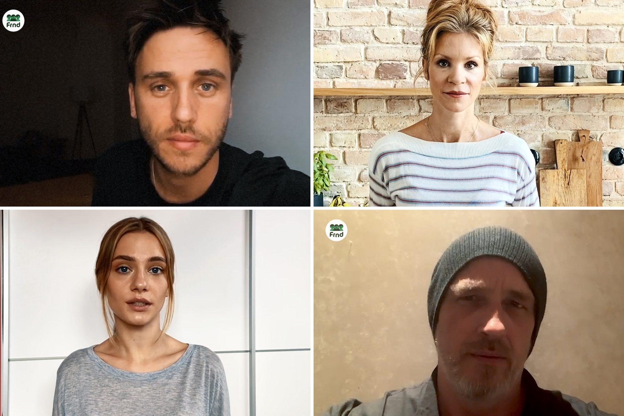 Promis rufen im Video auf: Wenn man Suizide verhindern will, muss man darüber reden