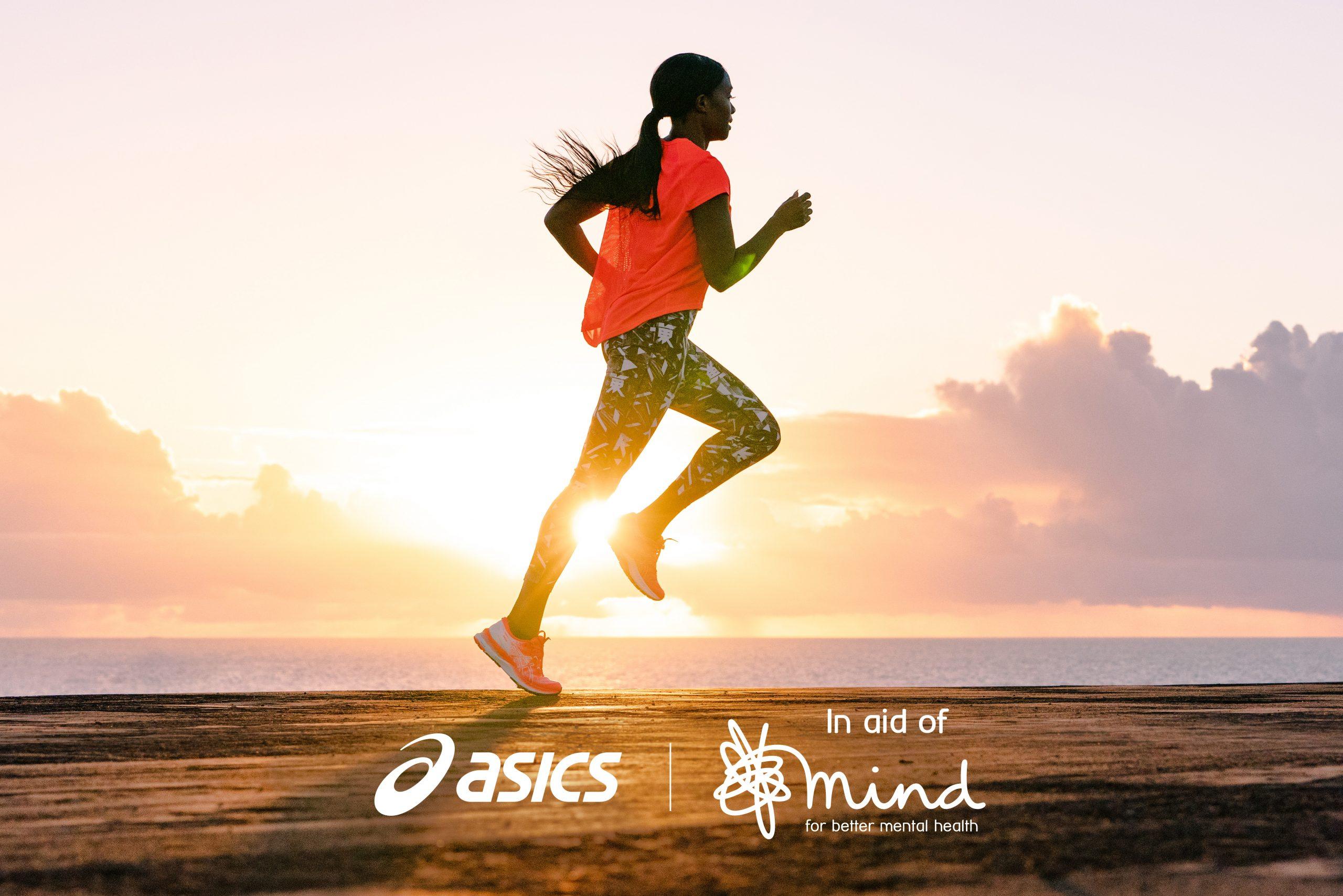 Die Welt durch Sport verbessern. Asics bekennt sich zu seinen Wurzeln.