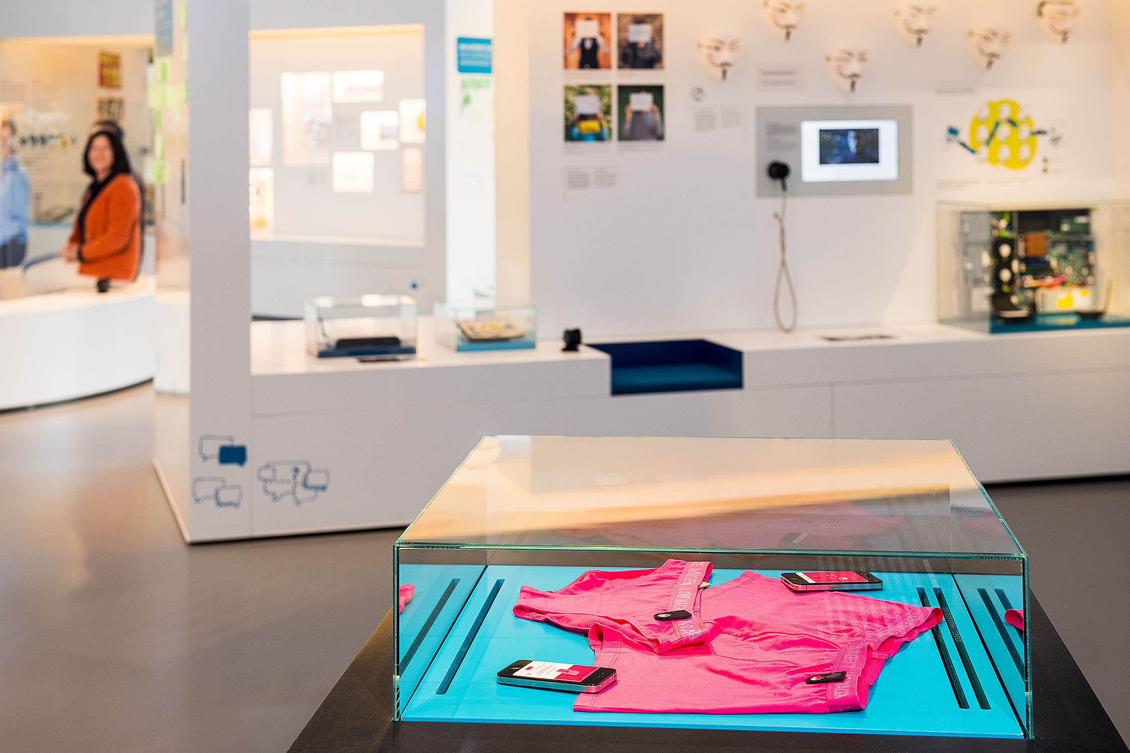 Connected Underwear Telekom