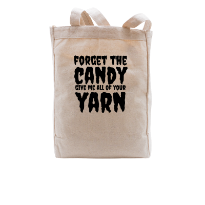 Purple Forget the Candy Pink Sheep Design Merch, a natural Premium Tote Bag