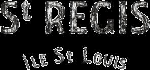 Logo Saint Régis